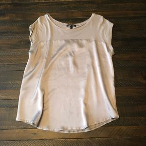 Beautiful taupe MNG blouse